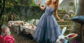 Alice in Wonderland 3D (2010) - Mia Wasikowska