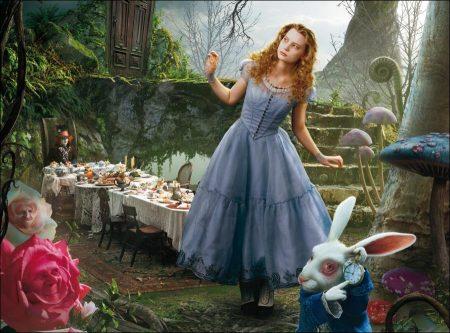 Alice in Wonderland 3D (2010) - Mia Wasikowska
