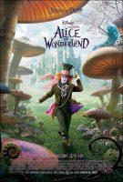 Alice in Wonderland 3D Movie Poster (2010)