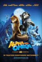 Alpha and Omega Movie Poster (2010)