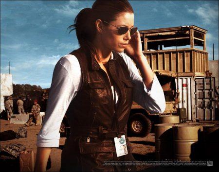 The A-Team (2010) - Jessiica Biel