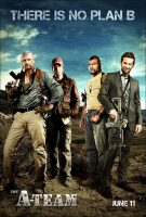 The A-Team Movie Poster (2010)