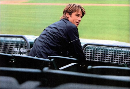 Moneyball Movie - Brad Pitt