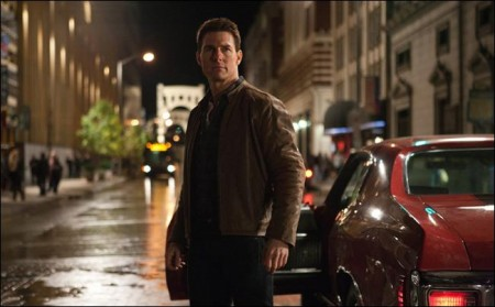 Jack Reacher Movie - Tom Cruise