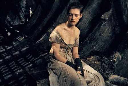Les Miserables Movie - Anne Hathaway