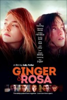 Ginger and Rosa Movie Poster