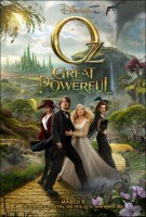 Oz: The Great and Powerful Movie Poster
