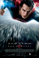 Superman: Man of Steel Movie Poster