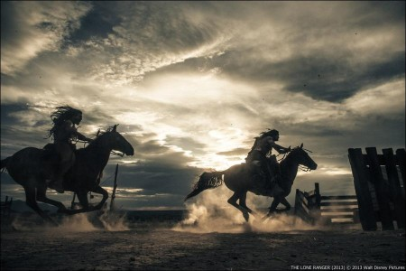 The Lone Ranger Movie - Rebecca Reid