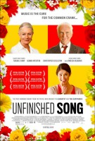 Unfinished Song - Song for Marion Movie Poster