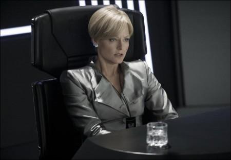 Elysium Movie - Jodie Foster