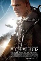 Elysium Movie Poster