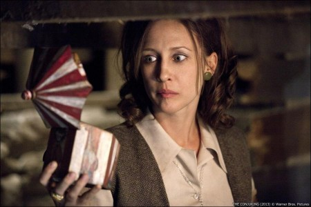 The Conjuring Movie - Vera Farmiga