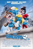 The Smurfs 2 Movie Poster