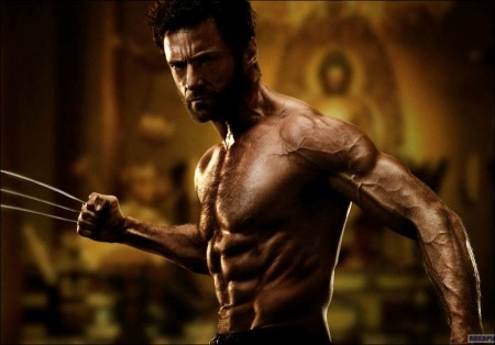 The Wolverine Movie - Hugh Jackman