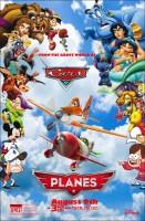 Disney's Planes Movie Poster