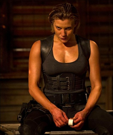 Riddick Movie - Katee Sackhoff