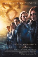 The Mortal Instruments, City of Bones Poster