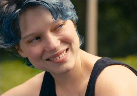 Blue Is the Warmest Color - Lea Seydoux