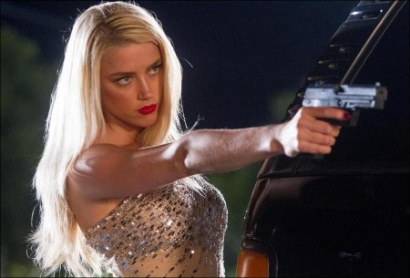 Machete Kills Movie - Amber Heard
