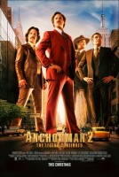 Anchorman 2: The Legend Continues Poster