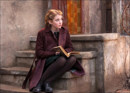The Book Thief Movie - Sophie Nelisse