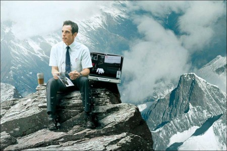 The Secret Life of Walter Mitty - Jim Carrey