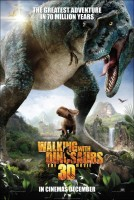 Walking with Dinosaurs: The Movie Poster