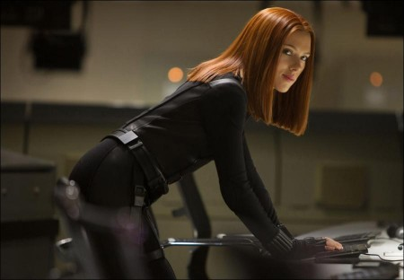 Captain America: The Winter Soldier - Scarlett Johansson