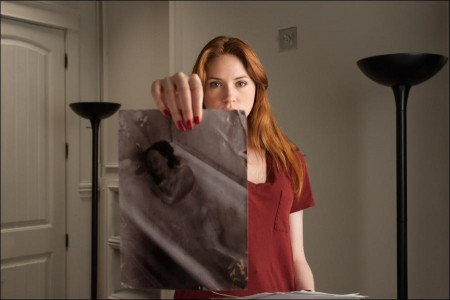 Oculus Movie - Karen Gillan