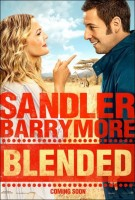 Blended Movie Poster