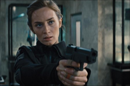 Edge of Tomorrow Movie - Emily Blunt