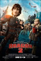 How to Train Your Dragon 2 Poster