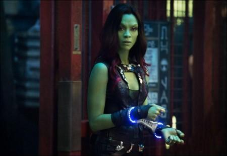 Guardians of the Galaxy - Karen Gillan