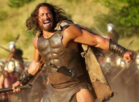 Hercules Movie - Dwayne Johnson