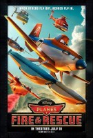 Planes: Fire and Rescue Movie Poster