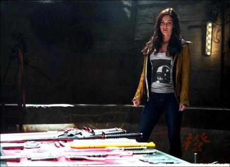 Teenage Mutant Ninja Turtles - Megan Fox