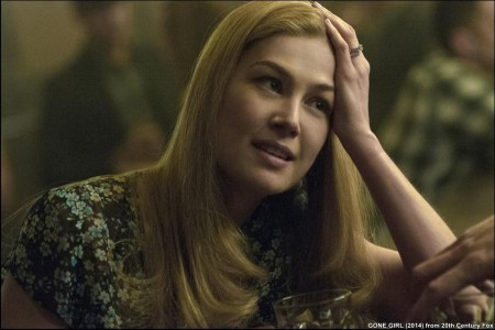 Gone Girl Moviie - Rosamund Pike