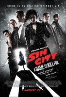 Sin City: A Dame to Kill For Movie Poster