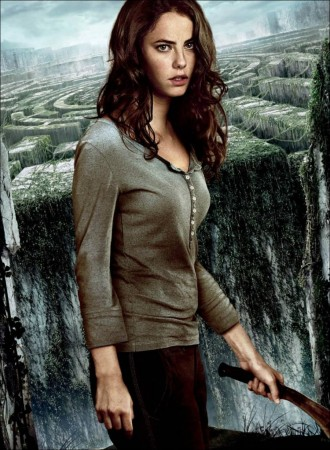 The Maze Runner - Kaya Scodelario