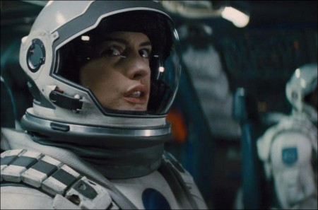 Interstellar Movie - Anne Hathaway