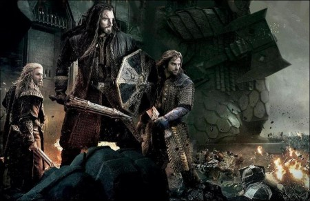 The Hobbit; The Battle of Five Armies Movie