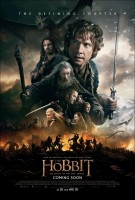 The Hobbit; The Battle of Five Armies Movie Poster