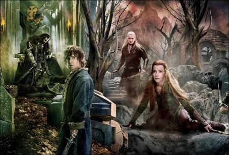 The Hobbit; The Battle of Five Armies Movie