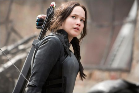The Hunger Games: Mockingjay Part 1 - Jennifer Lawrance