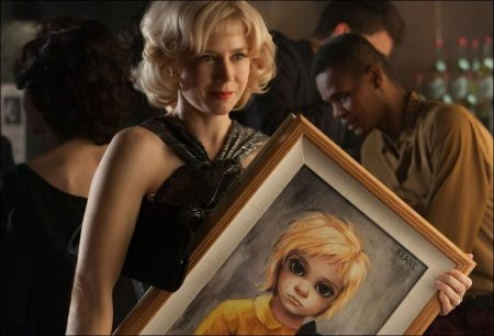 Big Eyes Movie Full Production Notes
