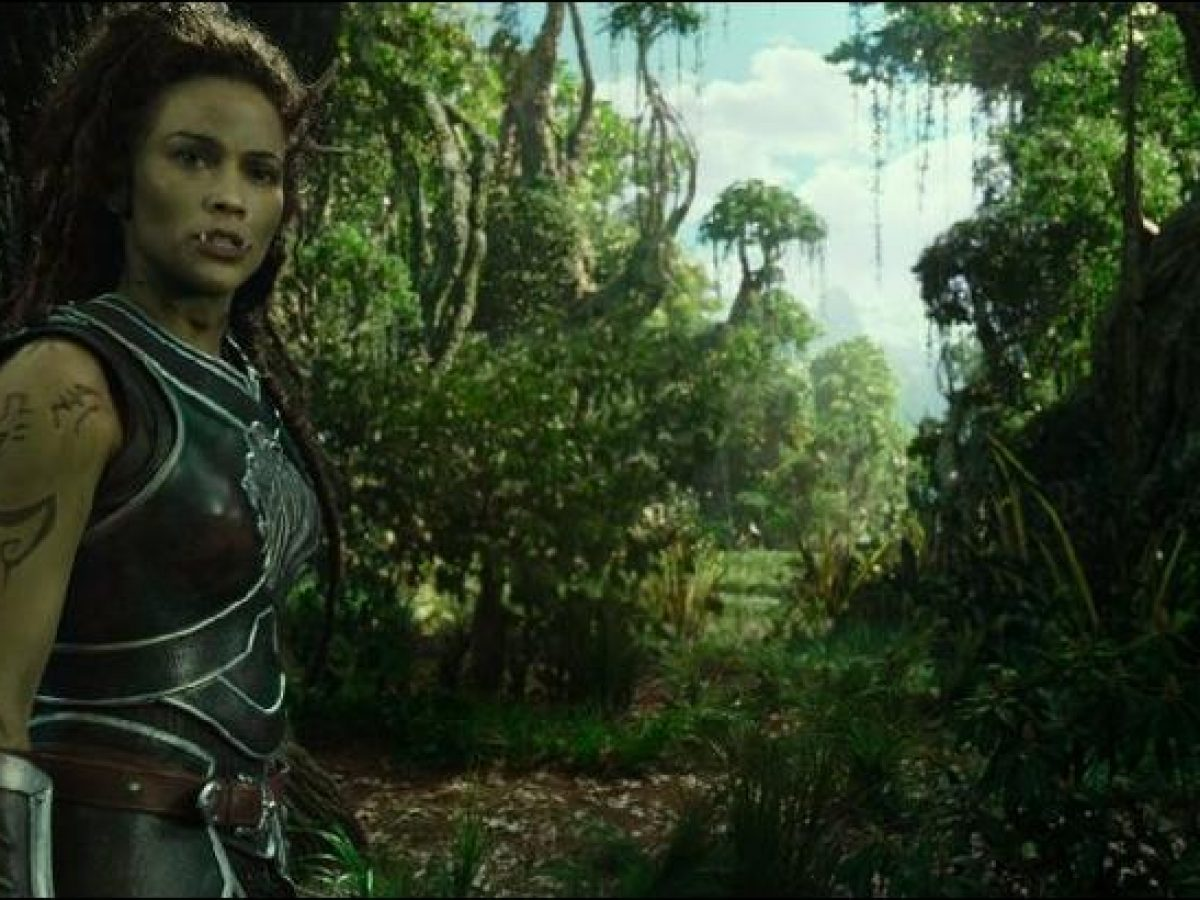 Warcraft Movie Production Notes 2016 Movie Releases