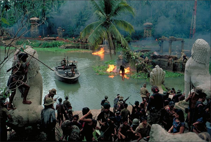 the ideal behind the movie apocalypse now by francis ford coppola Apocalypse now watch trailer in the great civil war by u s army in vietnam, captain willard is sent on a dangerous mission into cambodia to kill colonel kurtz who establishs his own army within the jungle.