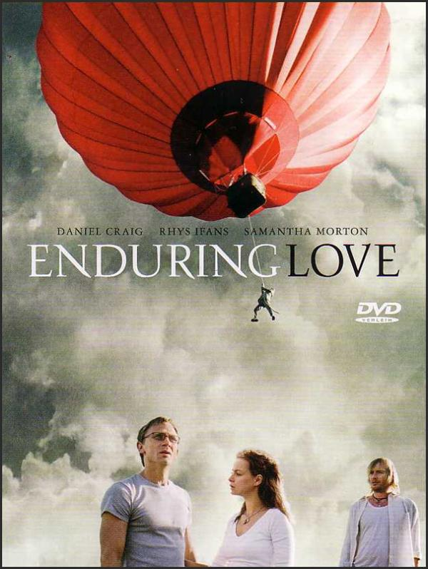 enduring love appropriate title novel In enduring love, he has not only examined and developed it in depth but has also gone further to consider how the possibility of love can be both life-enhancing and dangerously lethal, approaching a familiar subject and sentiment with this is one aspect of the enduring love that the title proposes.