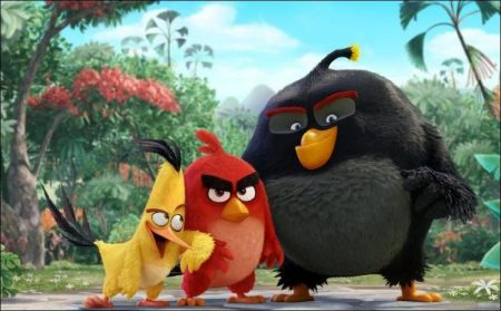 Angry Birds Film - The Angry Birds Movie